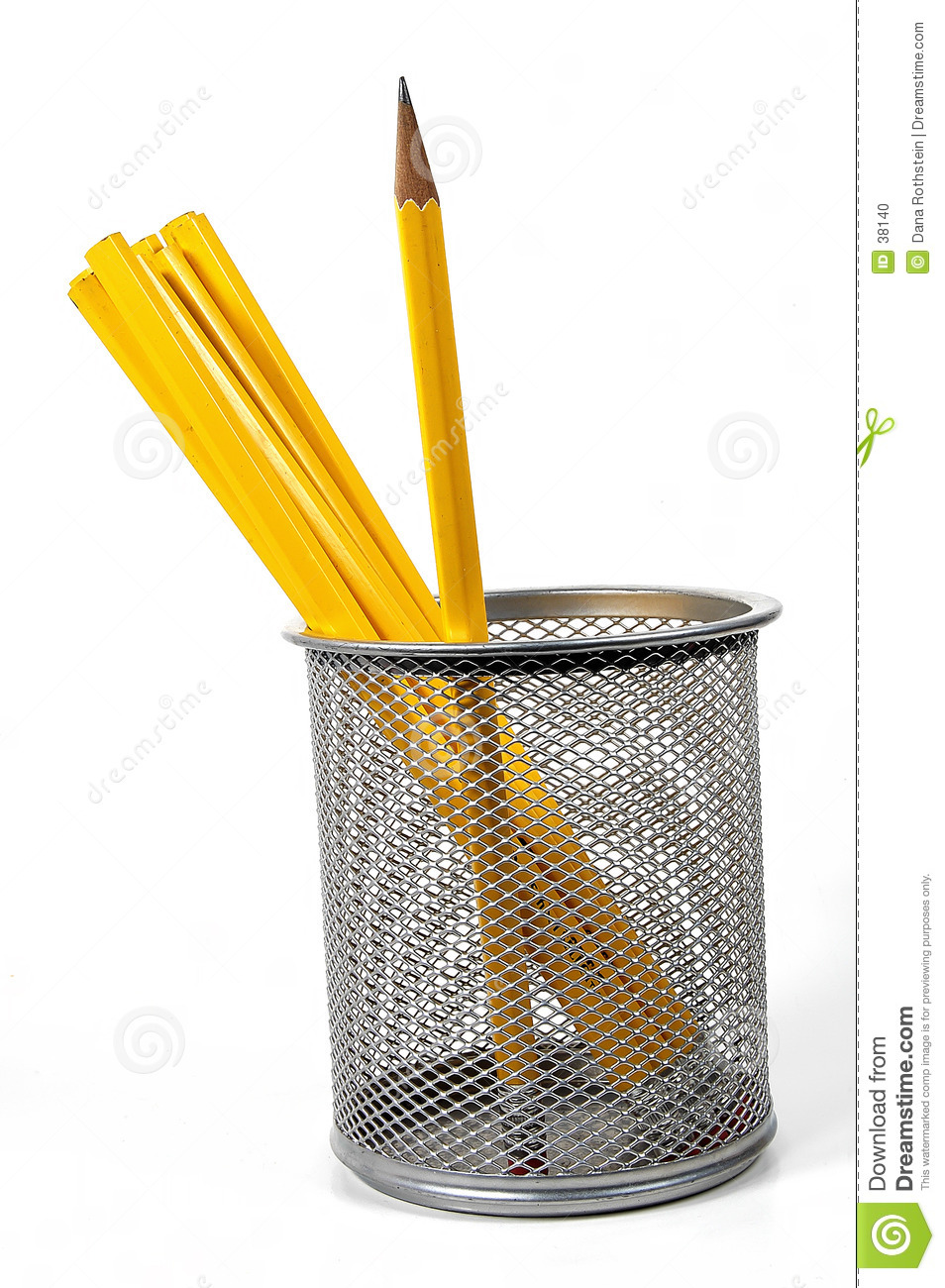 Unsharpened Pencils 2