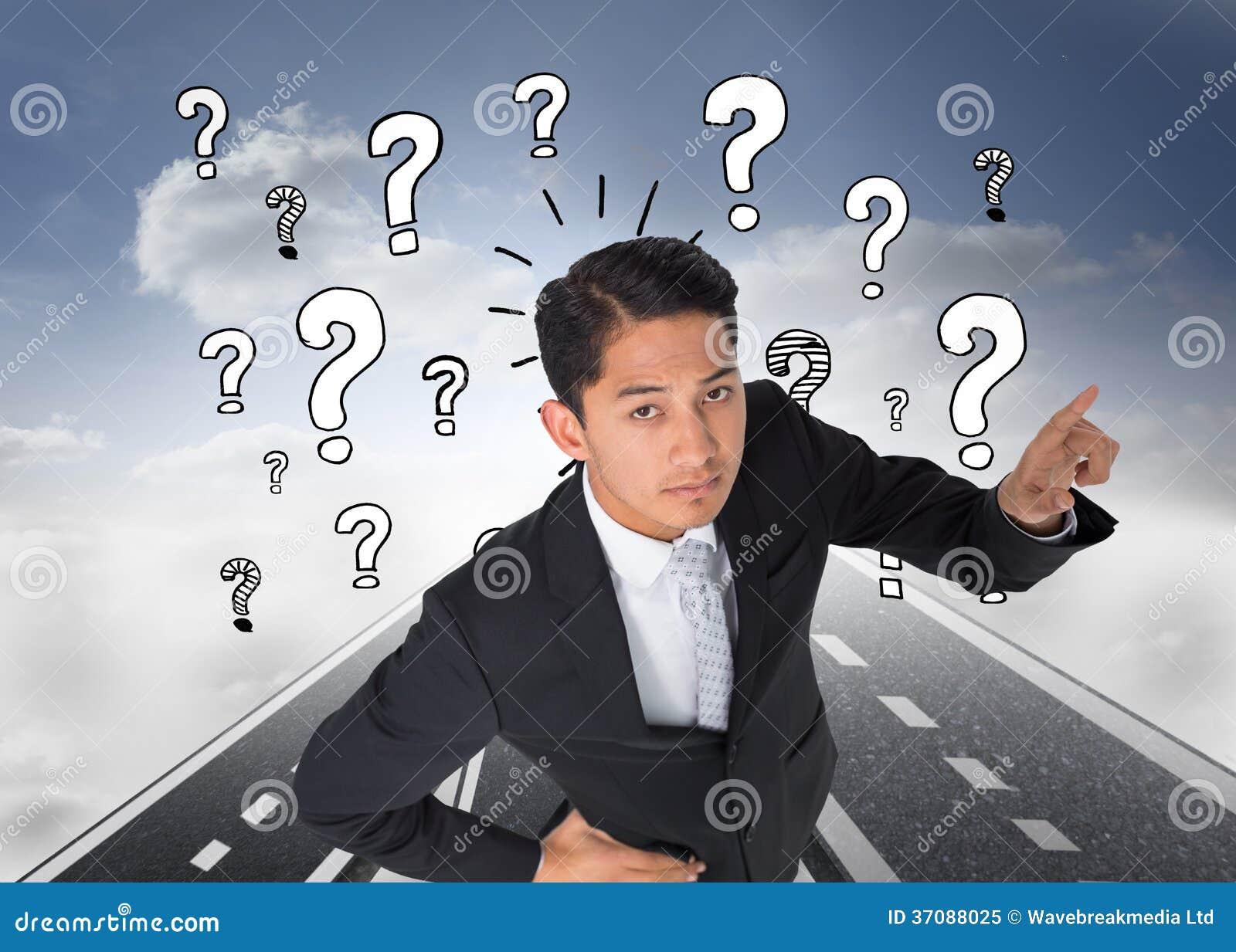 Download Unsmiling Azjatykci Biznesmena Wskazywać Obraz Stock - Obraz złożonej z chmurny, mężczyzna: 37088025