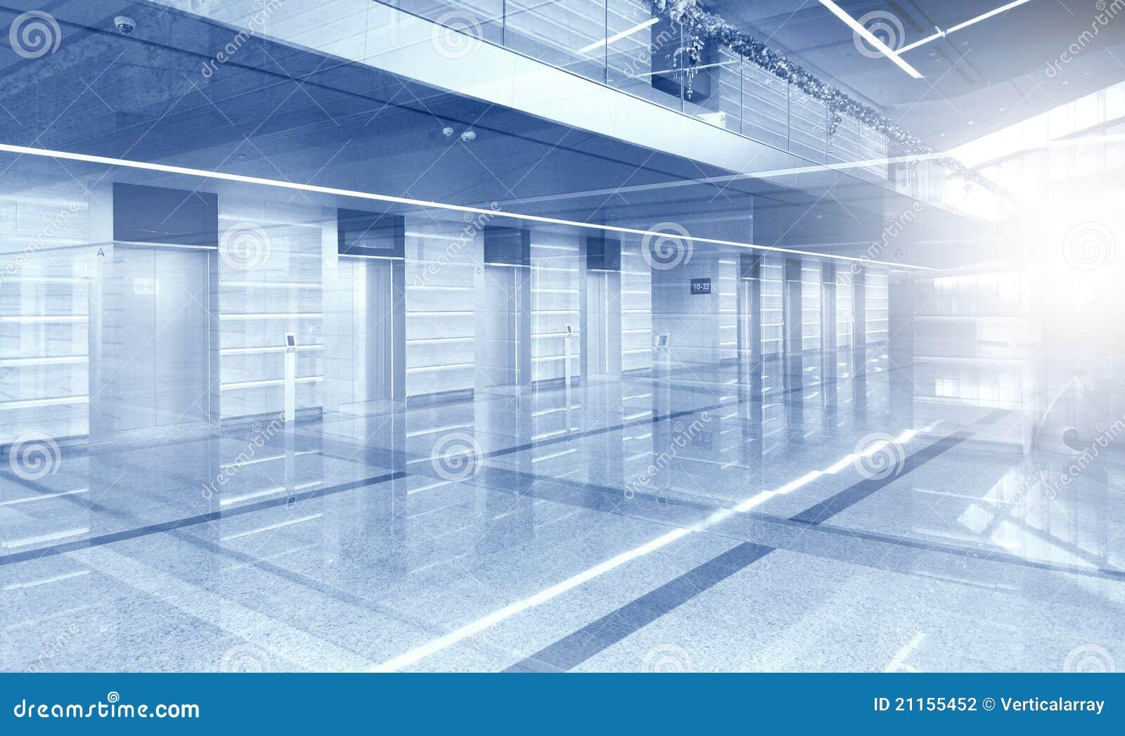 Unternehmensvorhalle