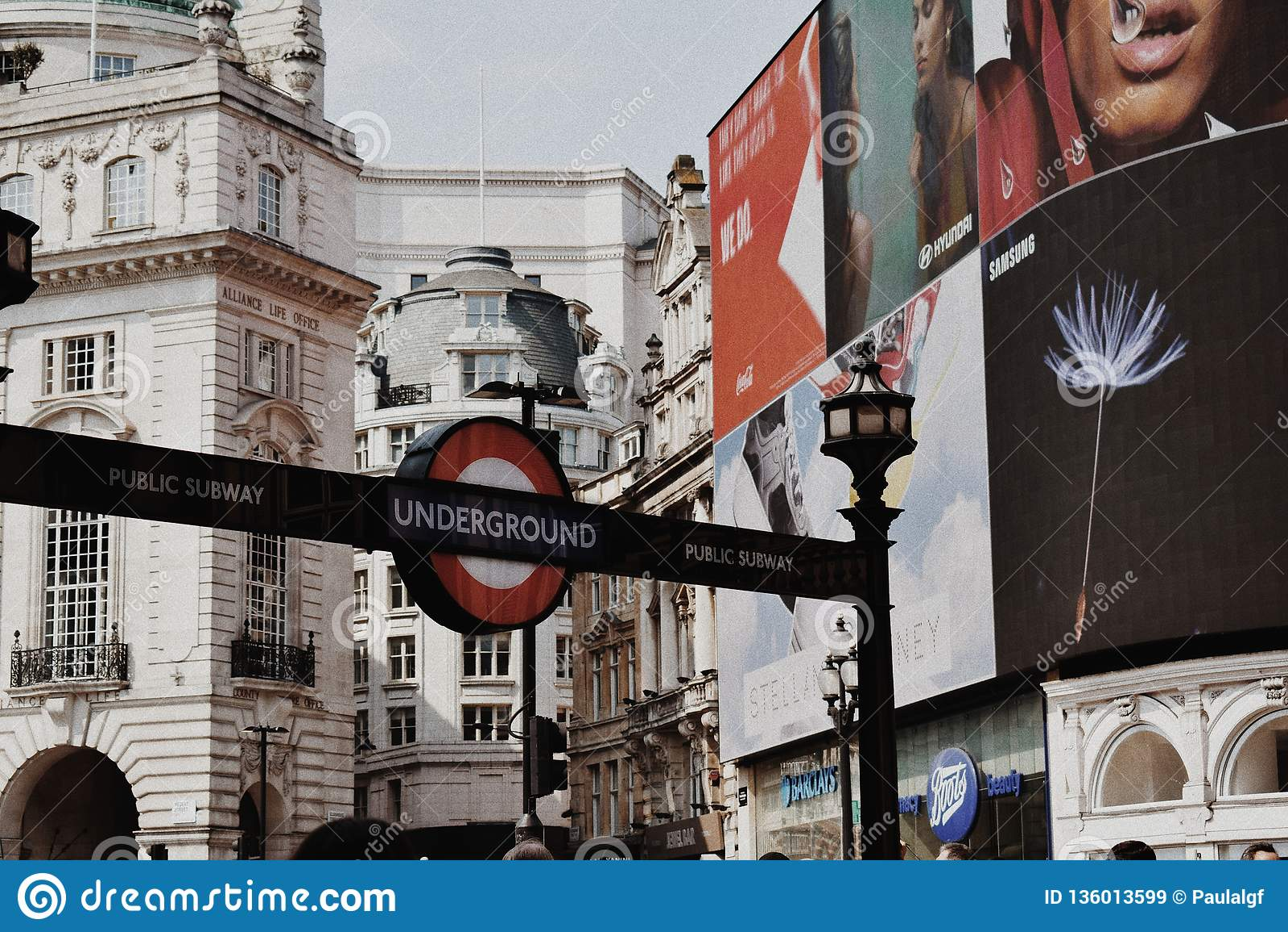 Untertage-London