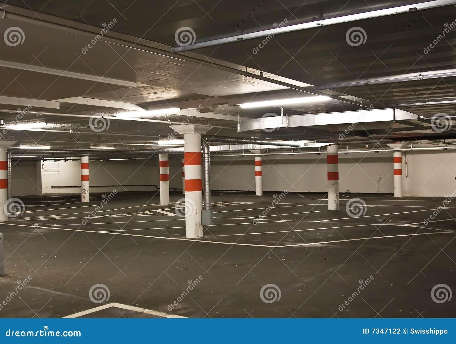 Untertageparken