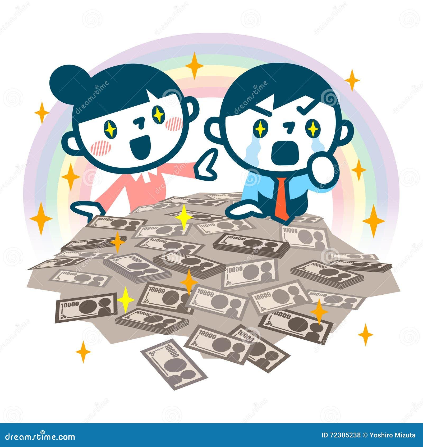 Risultati immagini per immagine soldi e donne