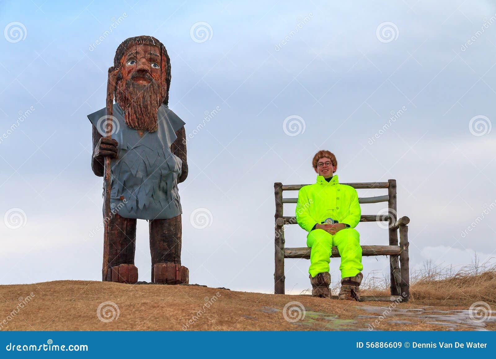 Uomini islandesi