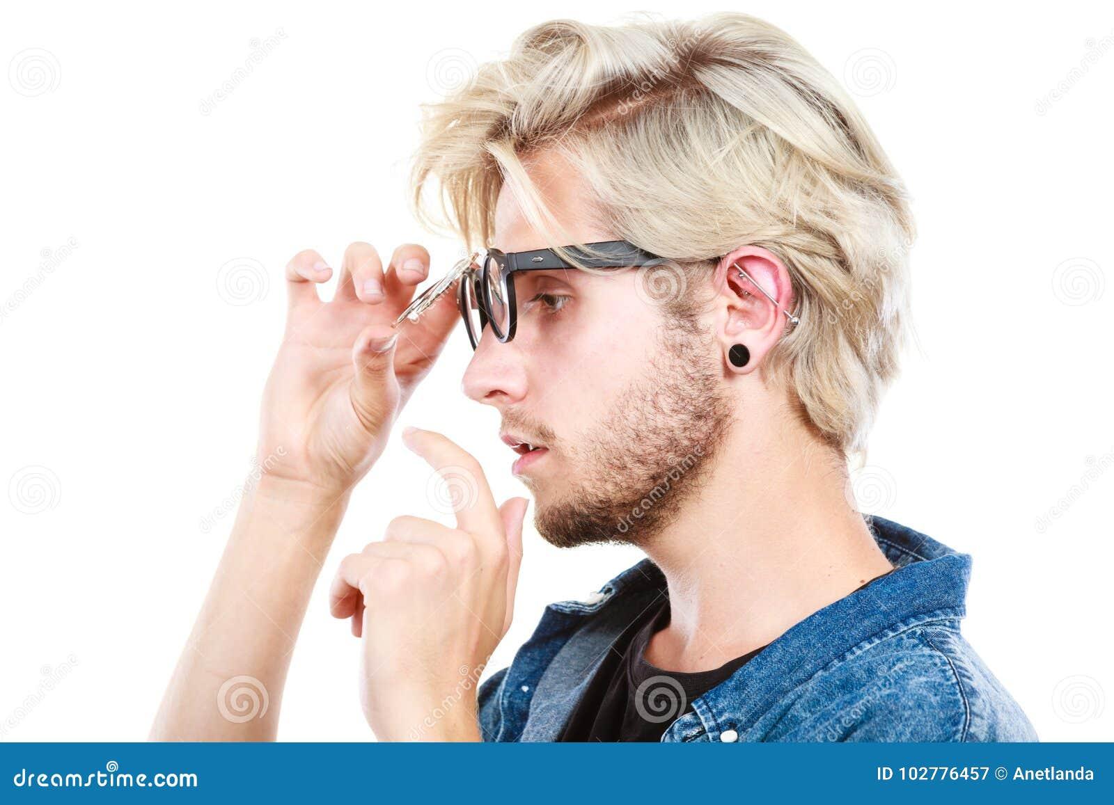 SoleRitratto Artistico Uomo Con Pantaloni A Gli Occhiali Da Dei Nn0XZwO8Pk