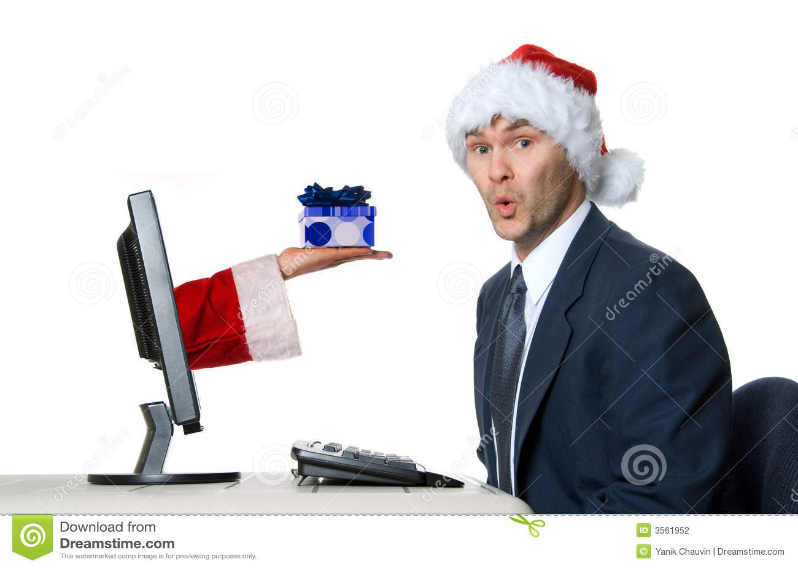 Uomo della Santa