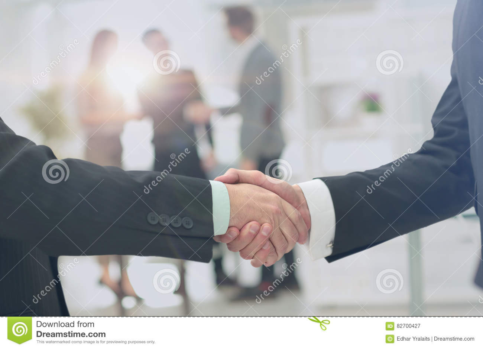 Partner di affari