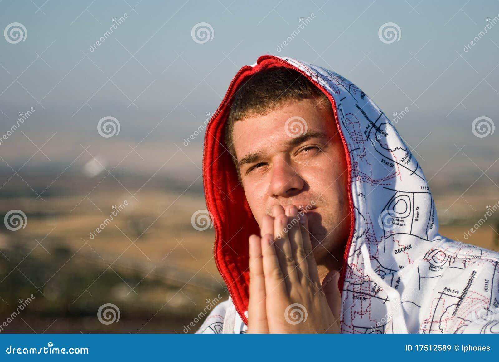 Uomo di preghiera