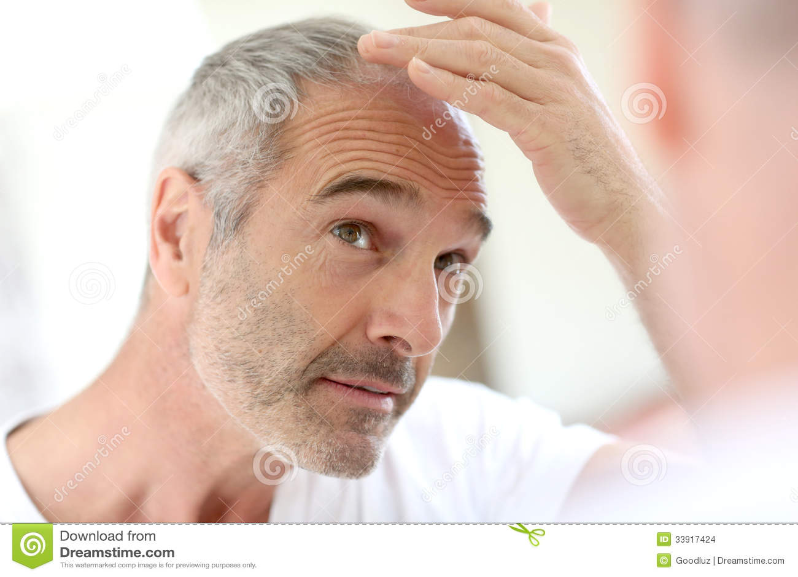 Maschera di bardana per punte secche di capelli