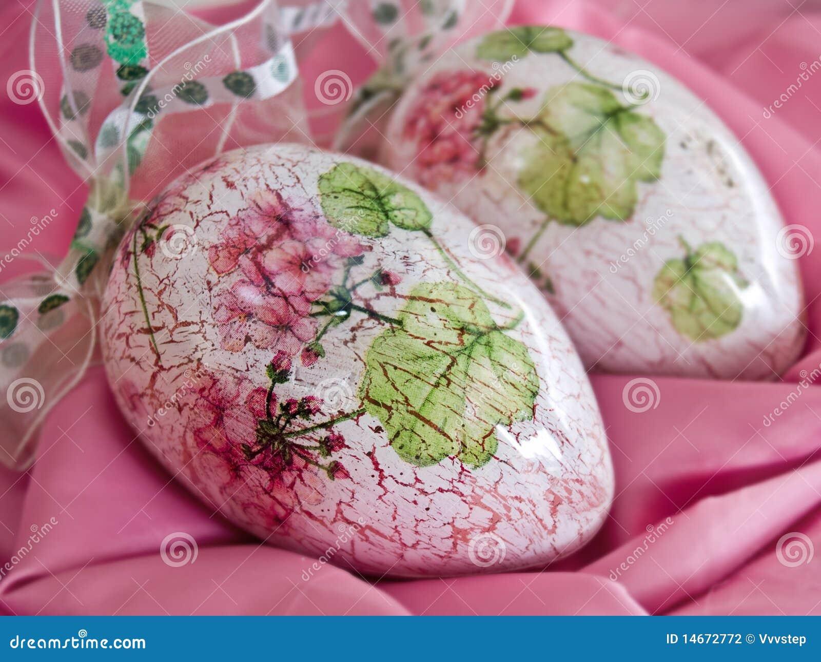 Uova antiche del fiore