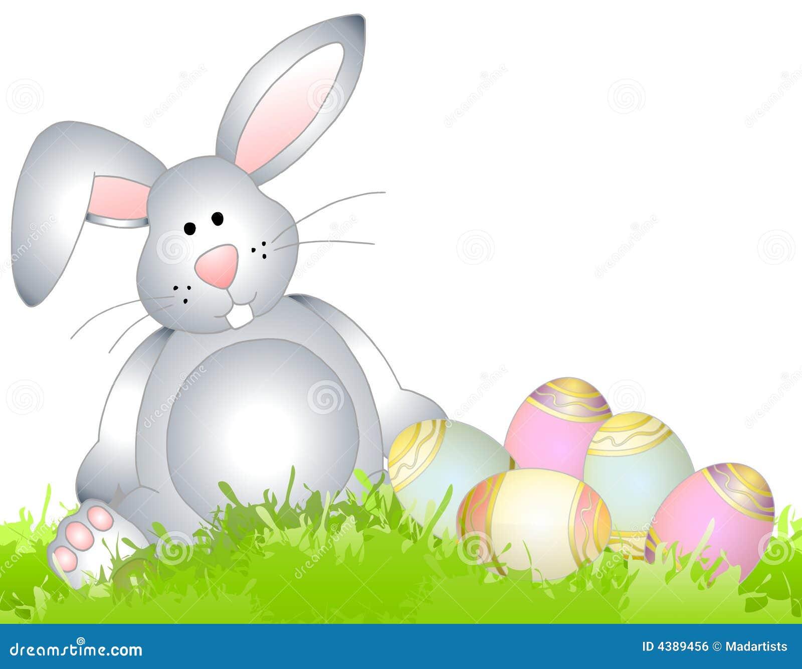 Uova dell 39 erba della sorgente del coniglietto di pasqua - Lettere stampabili del coniglietto di pasqua ...