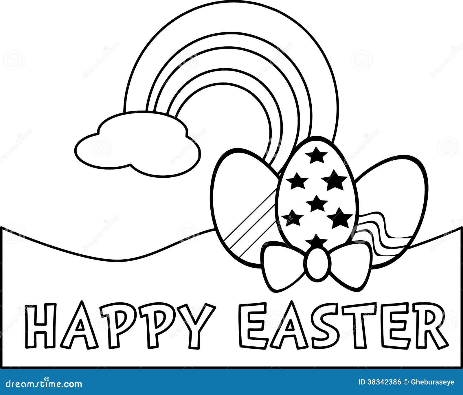 Uova di Pasqua di coloritura