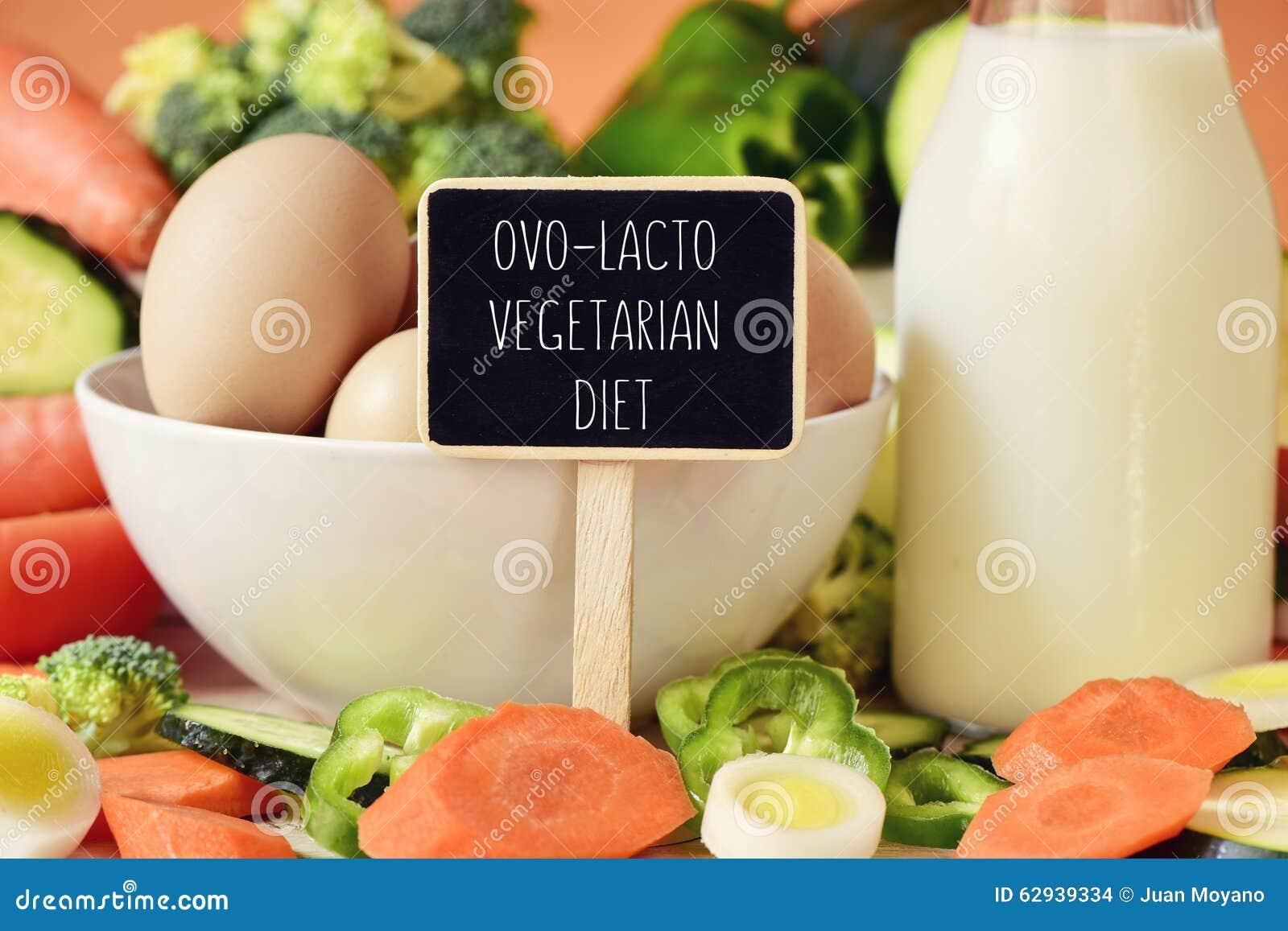 Dieta ovo lacto vegetariana adelgazar con