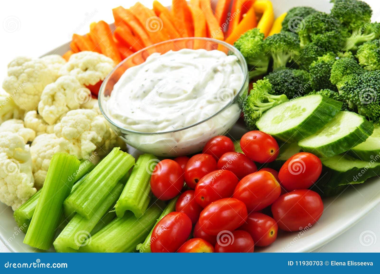Upadów warzywa