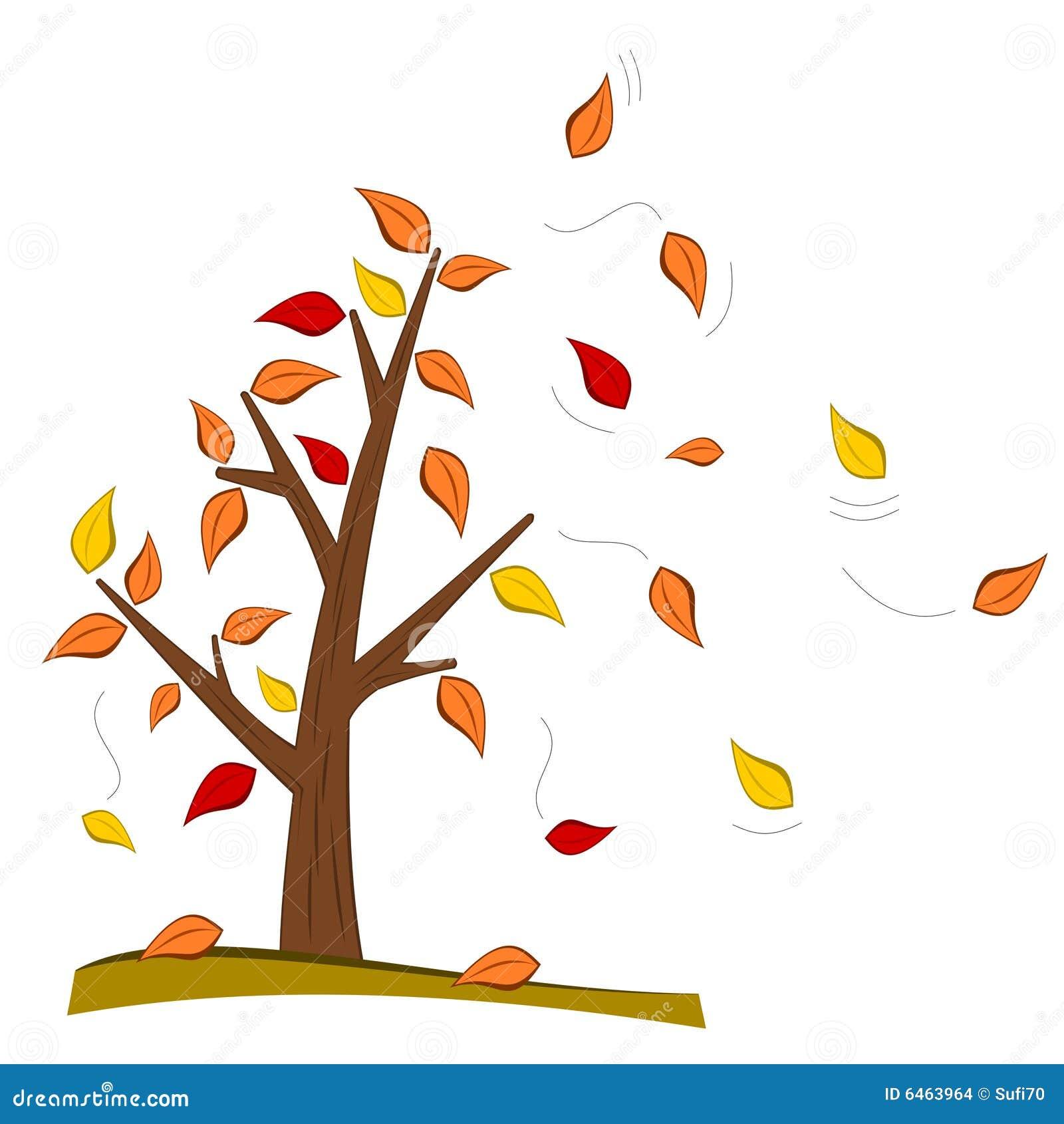 Upadek drzewo