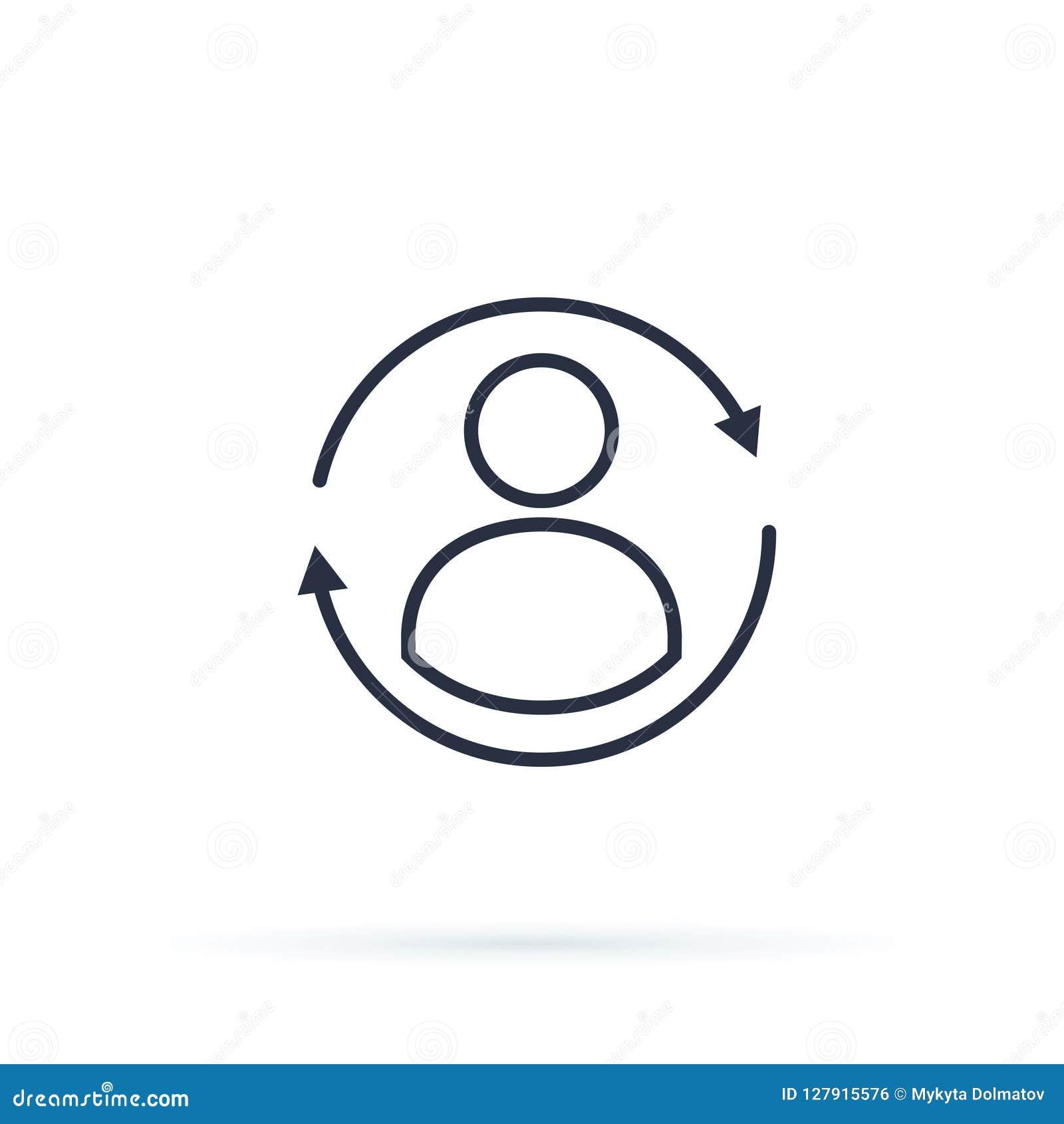 Update Profile, Personal Account Icon, Change Avatar, Reset Sett