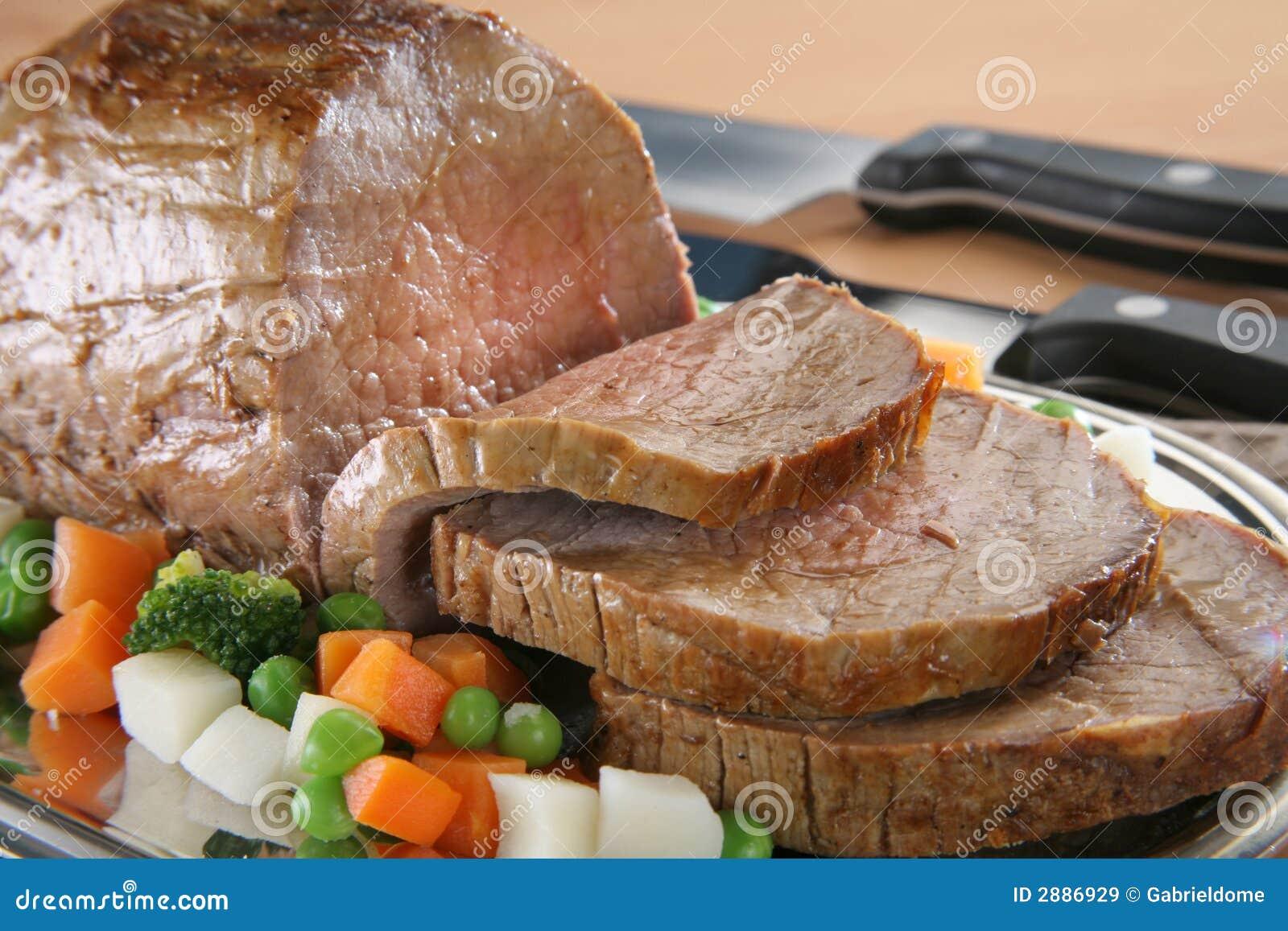 Upiekłam wołowiny