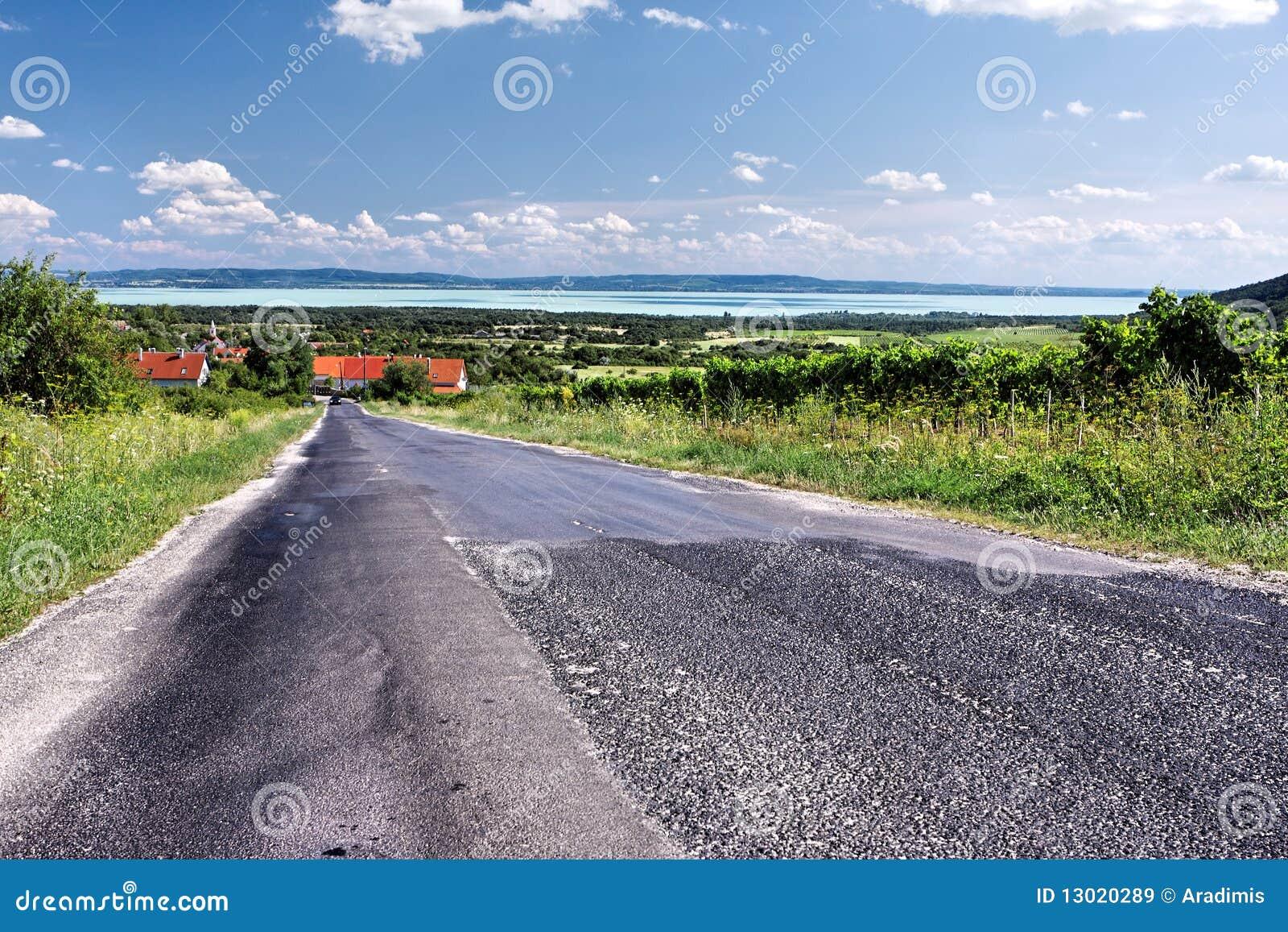 The uplands of Balaton 2