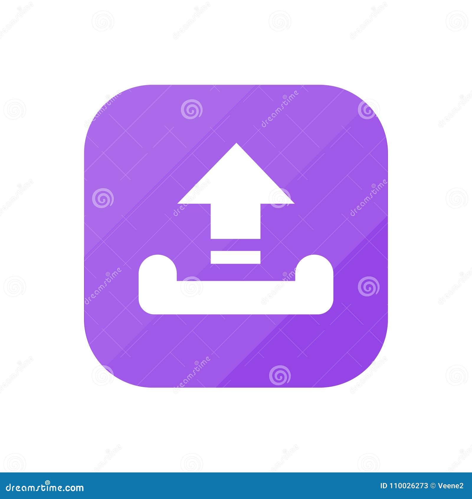 Upload - App Pictogram