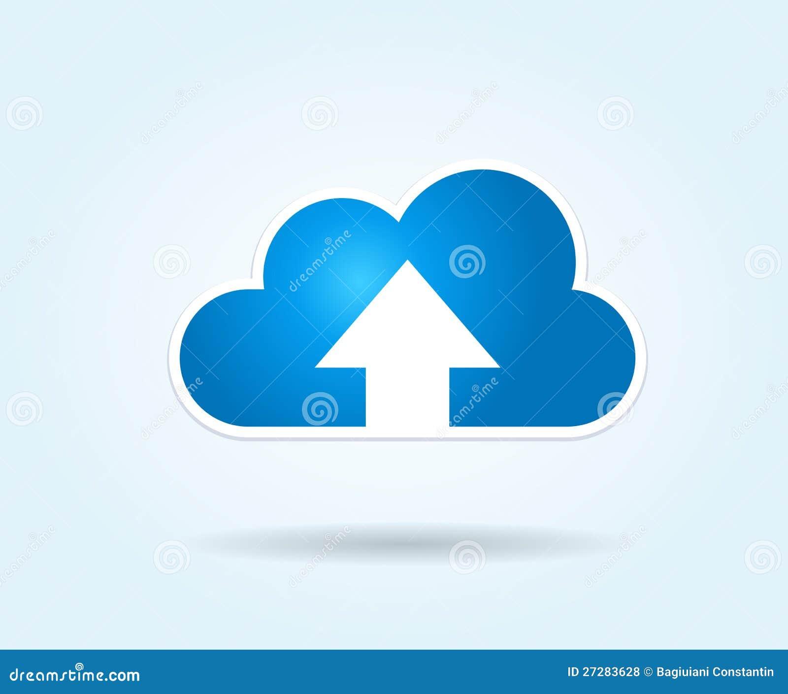 Upload della nube