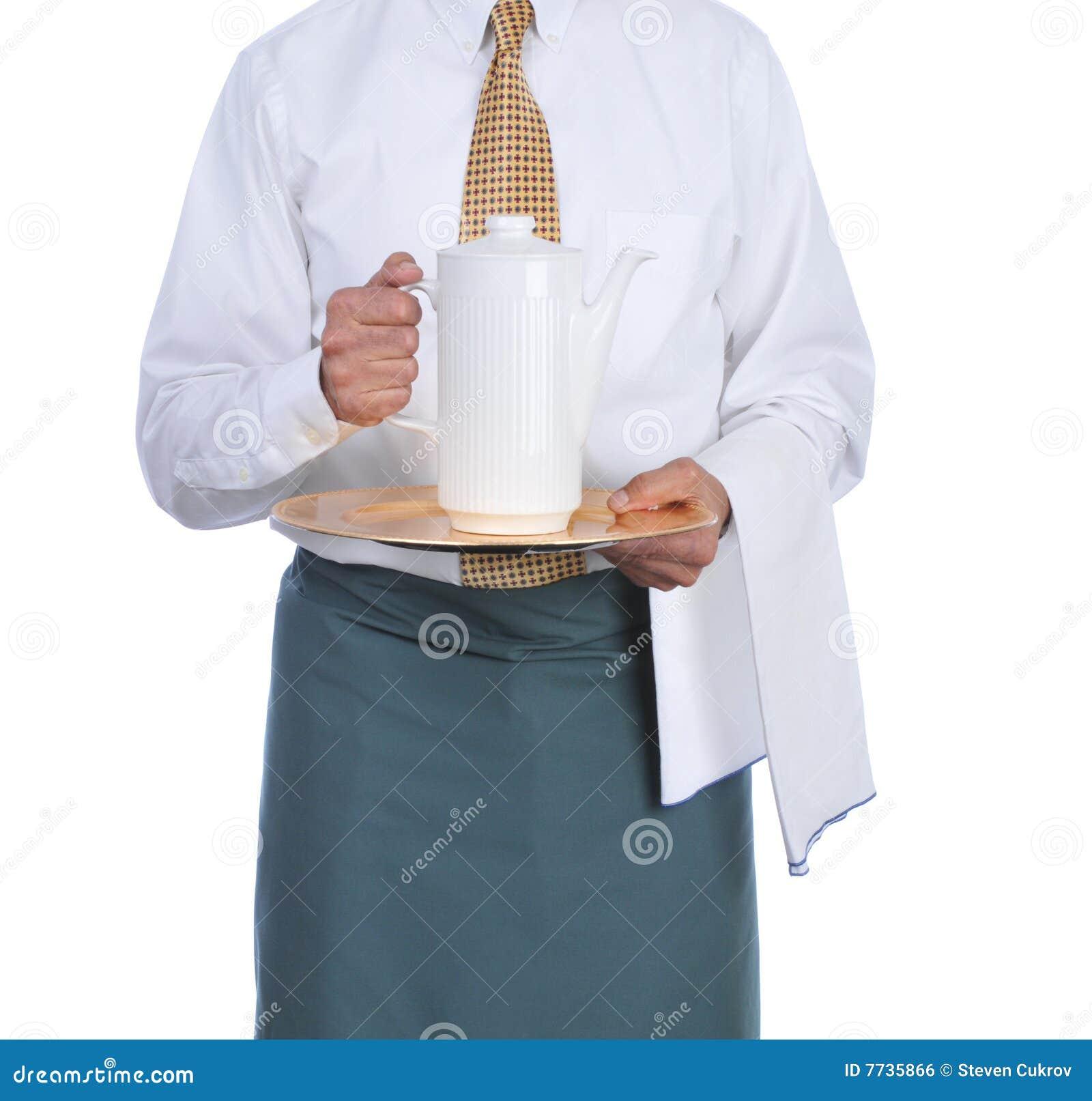 Uppassare för kaffeurn