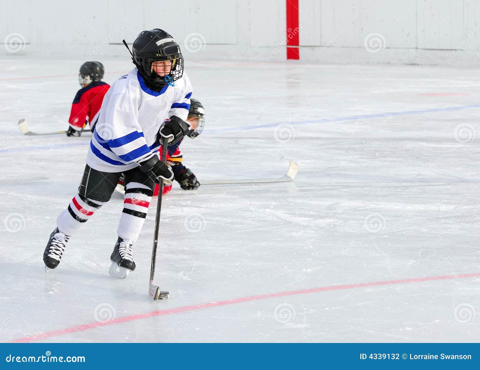 Uppgiftshockeyspelare