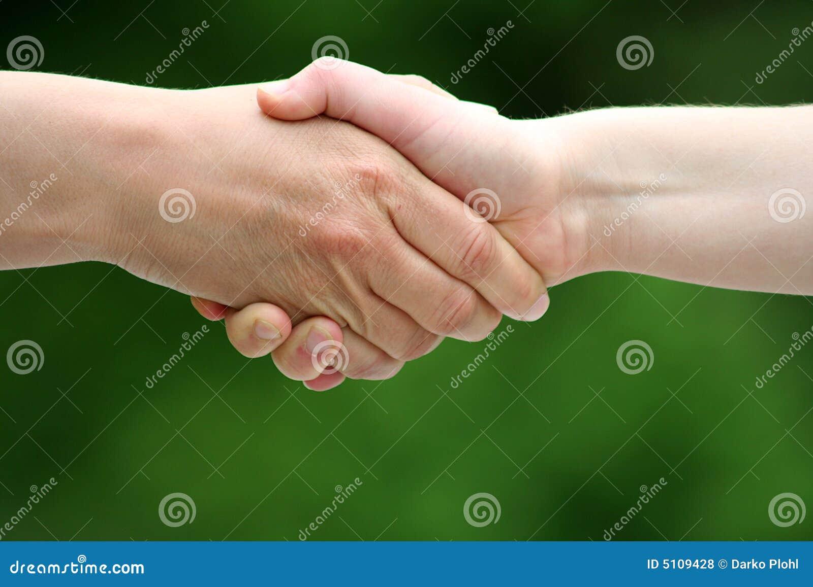 Uppröra för händer