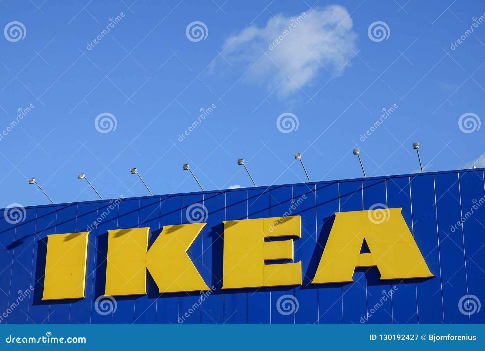 Ikea Swedish Furniture Store Editorial Photography Image Of
