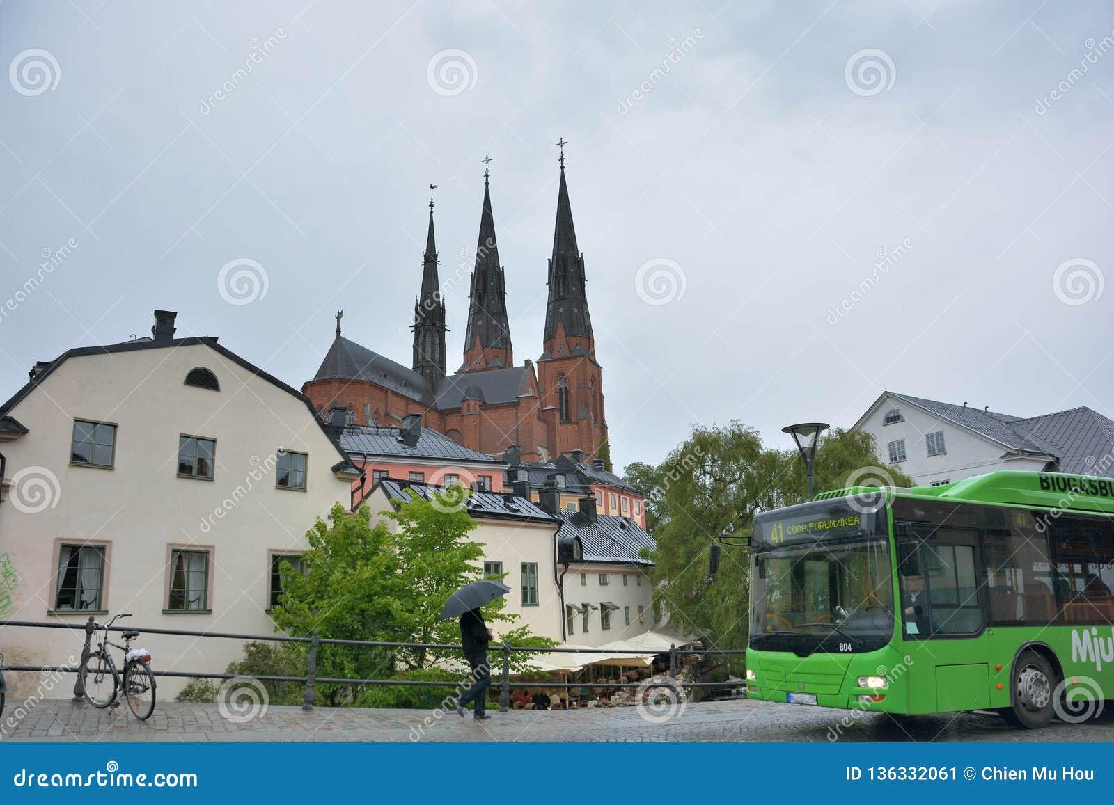 Uppsala universitetstad