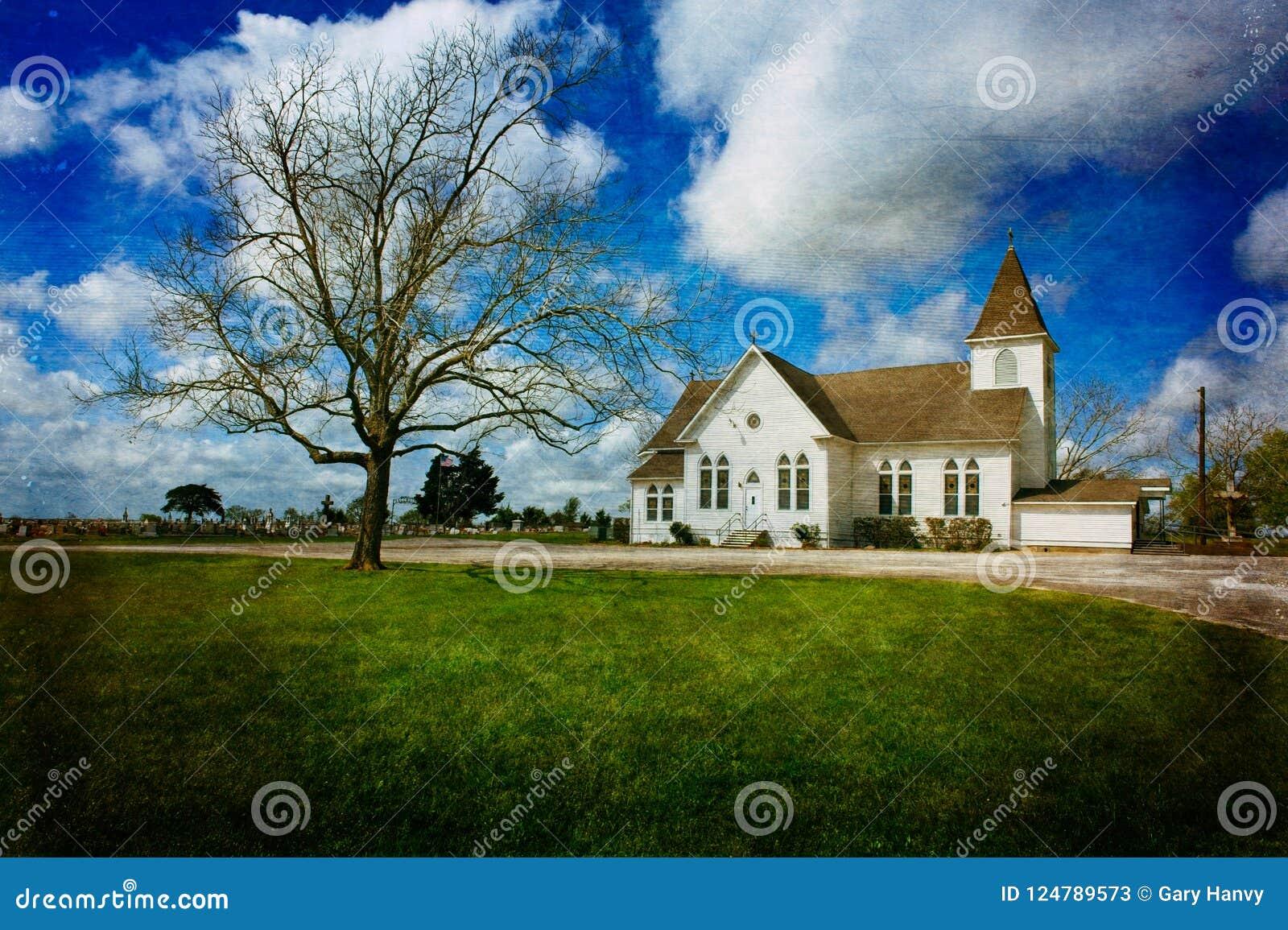 Uppstigning av vår Lord Catholic Church, Moravia Texas