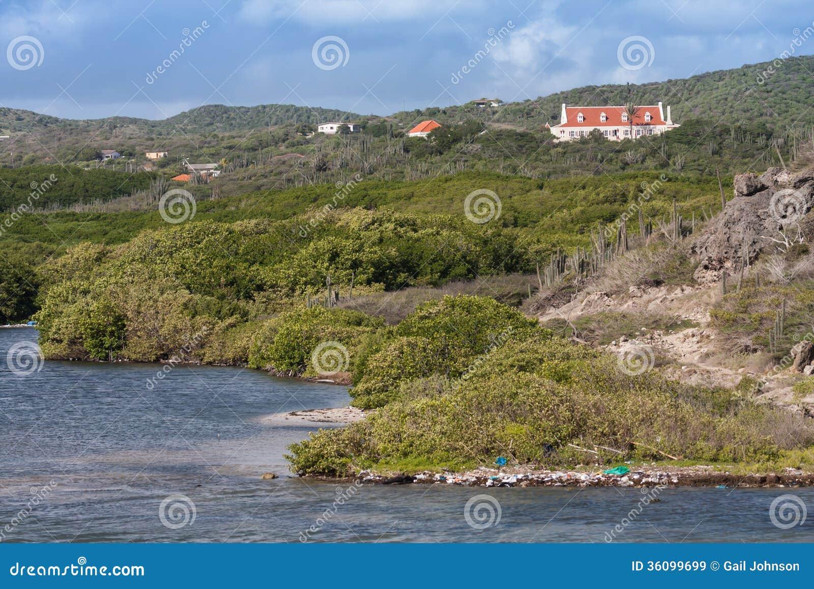 Uppstigning Landhuis Curacao