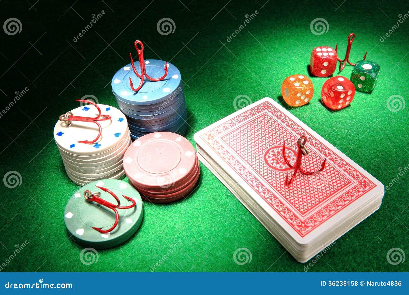 Uprawiać hazard nałóg