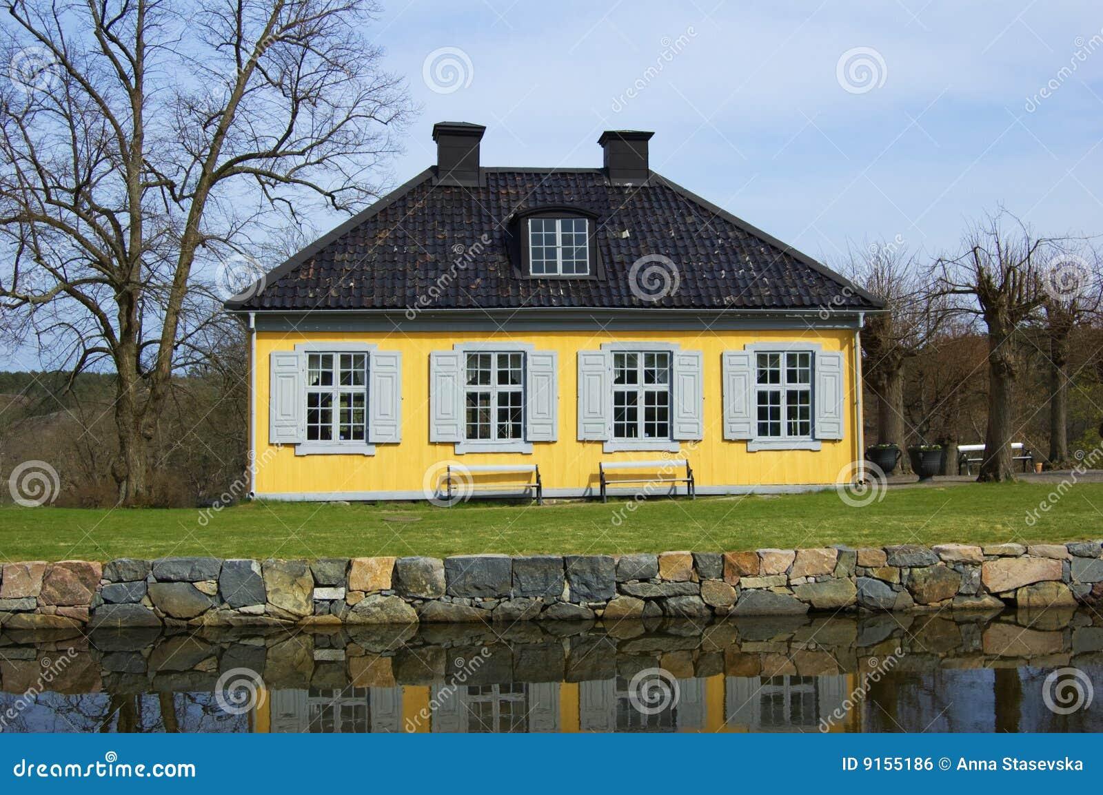 Uprawia ziemię szwedzi