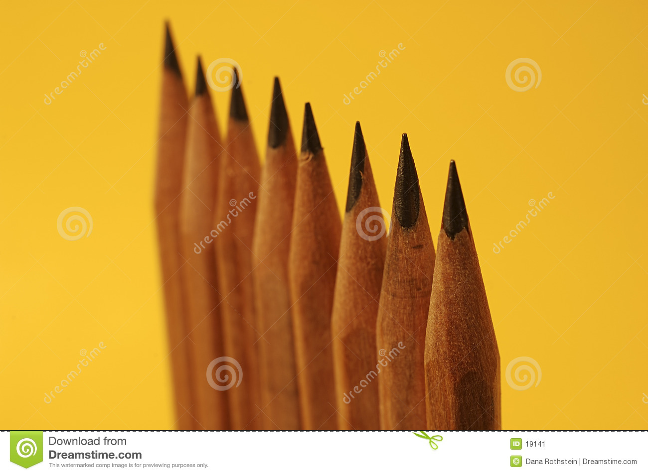 Upright Pencils