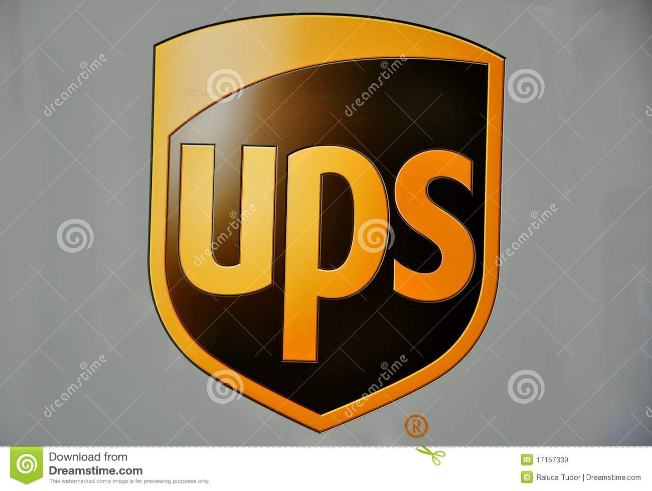 Ups delivery brand