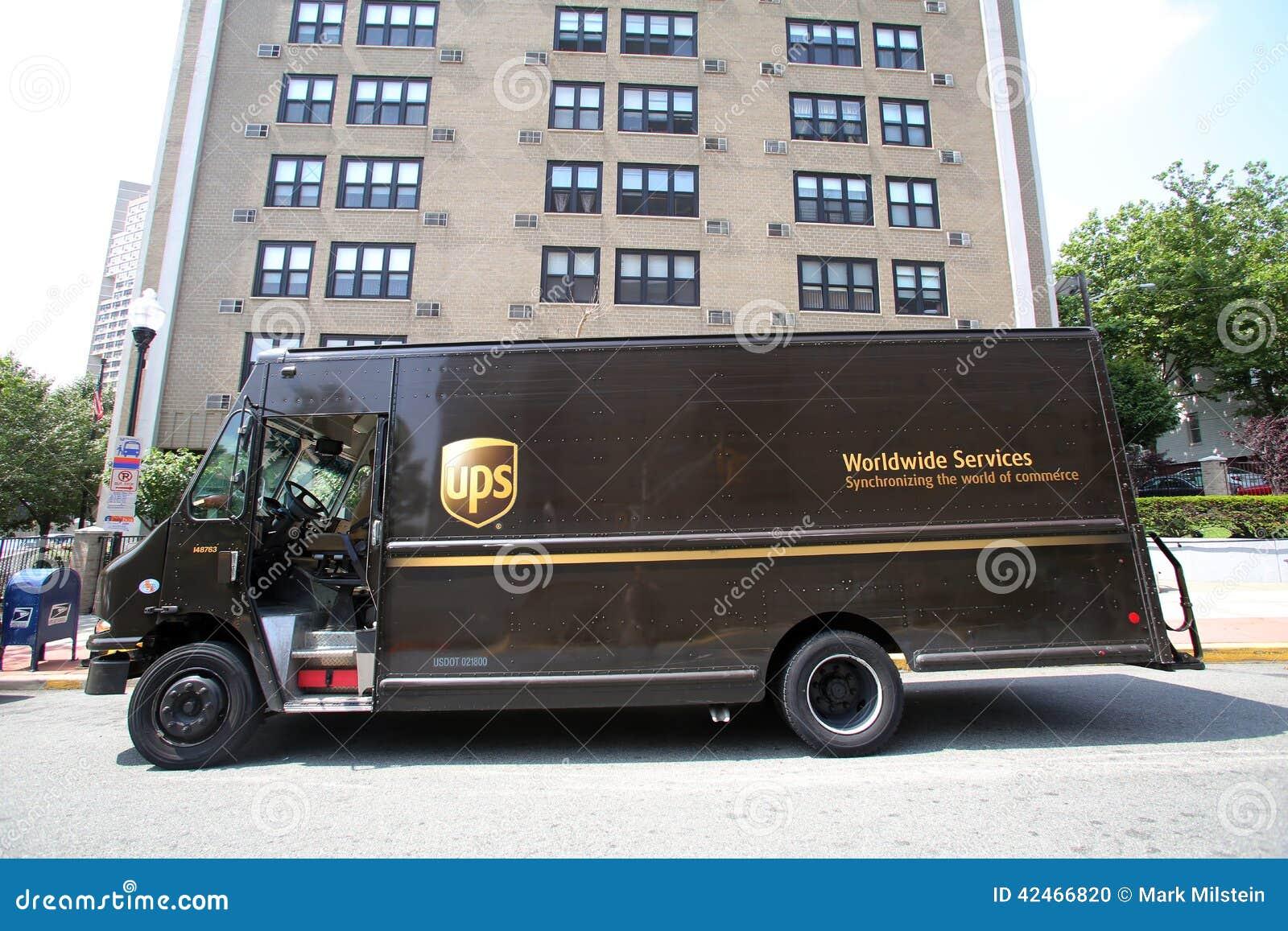 UPS-PAKET-LOGISTIK