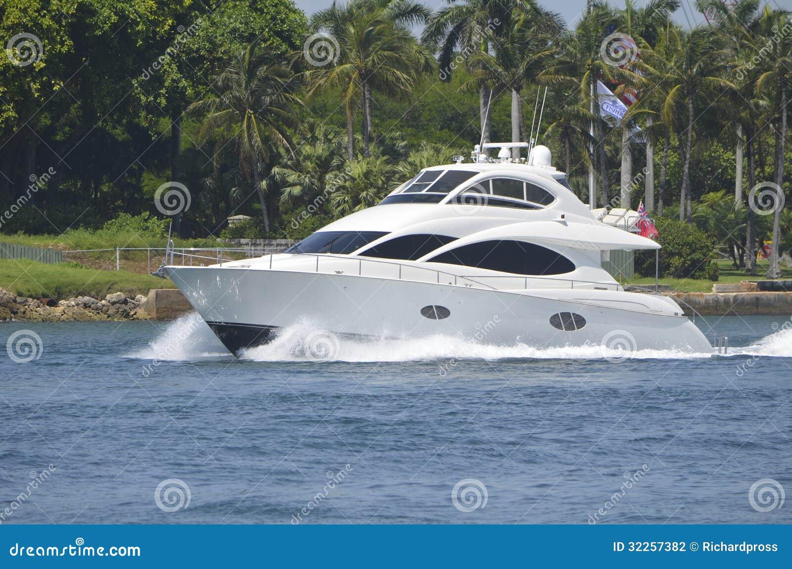 Upscale sport fishing boat stock photo image of fishing for Sport fishing boat