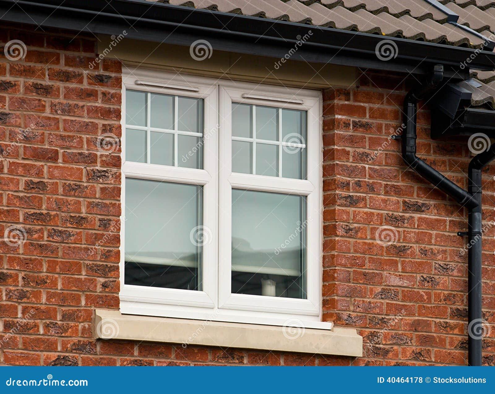 Upvc double glazed unit stock photo image 40464178 for Upvc double glazing
