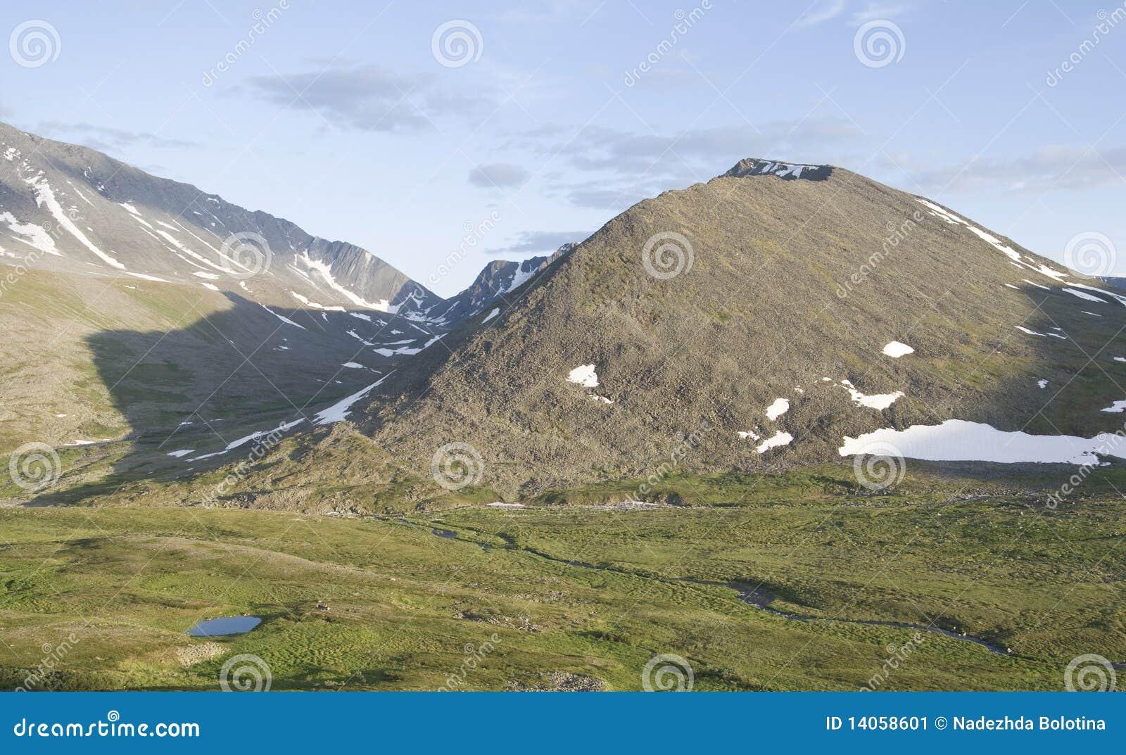 Ural sous-polaire