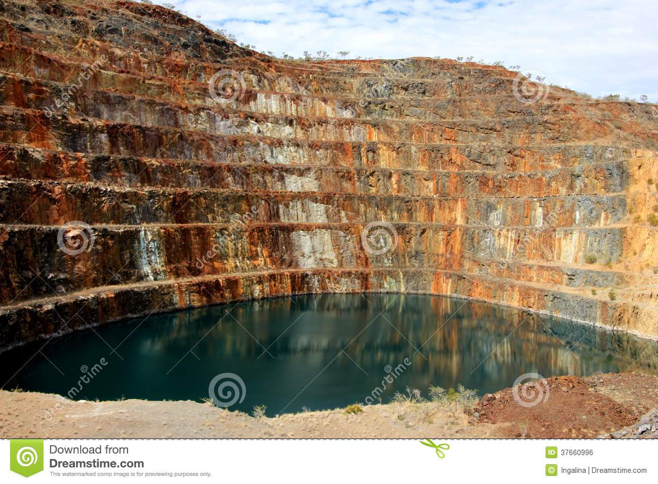 Uranium mine royalty free stock image image 37660996 for Terraces opening times