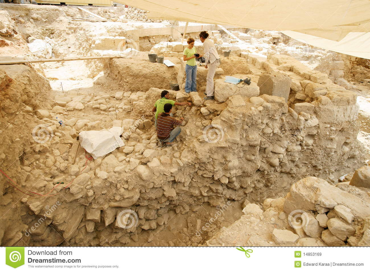 Download Urban Archaeology editorial stock image. Image of travel - 14853169