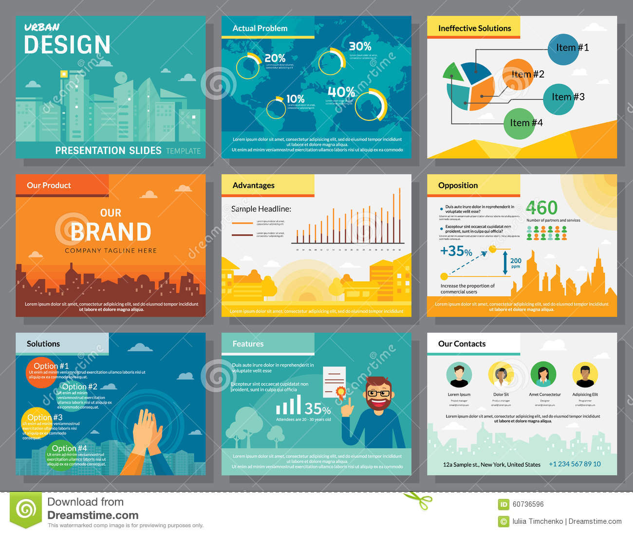 slide template design - Akba.greenw.co