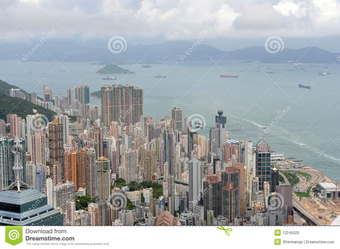 urban landscape strudy in hong kong Hong kong encourages man-made alterations to the landscape therefore, the eradication of the landslide risk is important the research into landslides in hong kong is based on the interesting linkage between a figure 52 shows the map of hong kong with urban and non-urban.