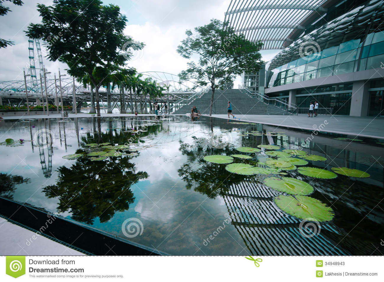 Directions to Marina Bay Sands - Singapore Hotel with