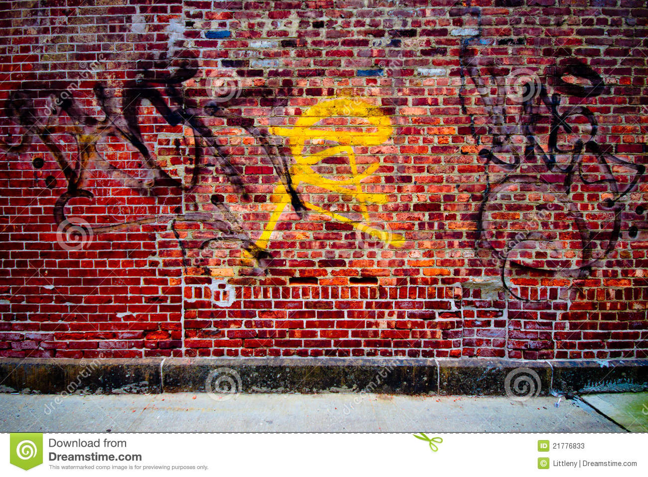 Urban Wall Stock Image Of Design Creative Surface