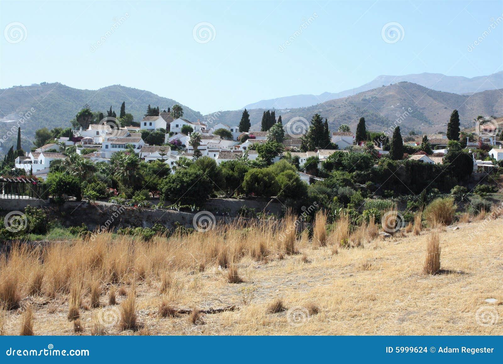 Urbanisatie San Nicolas (Granada Spanje)