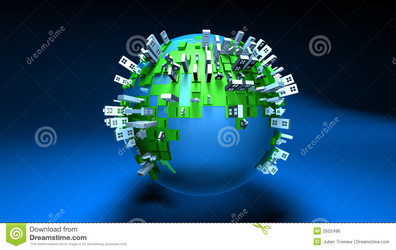 urbanisation of the world royalty free stock image image planet earth clipart png planet earth clip art black white image