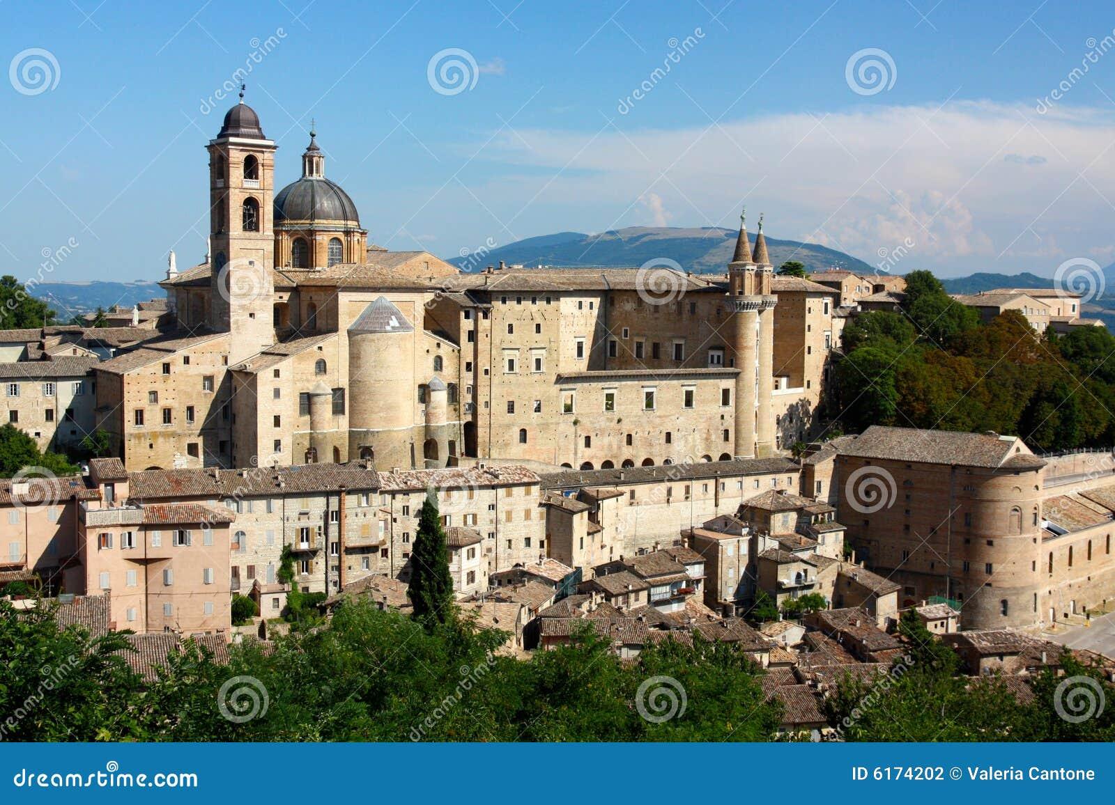 Urbino-Ansicht