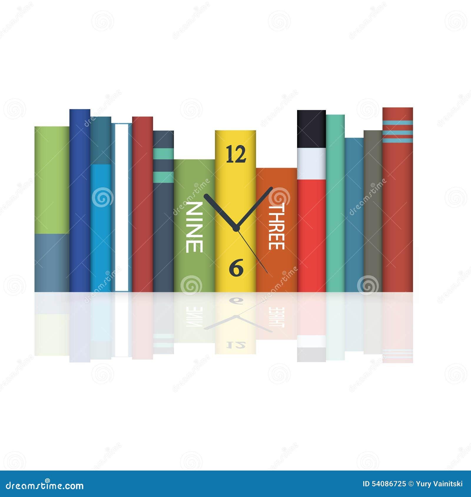 Uren in boeken