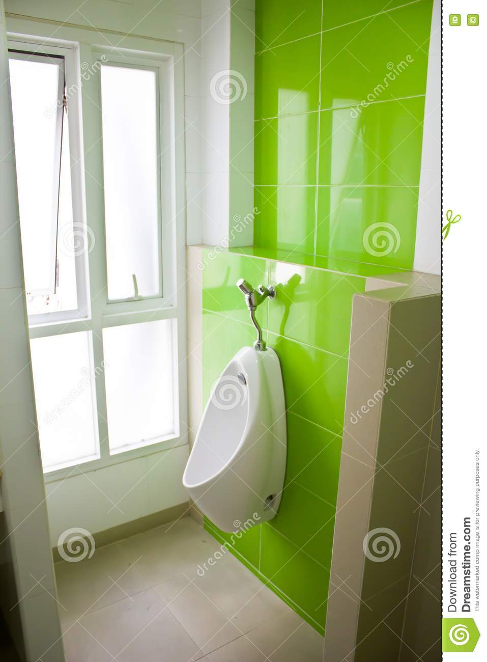 Urinal In The Bathroom Royalty Free Stock Image Image 24899726