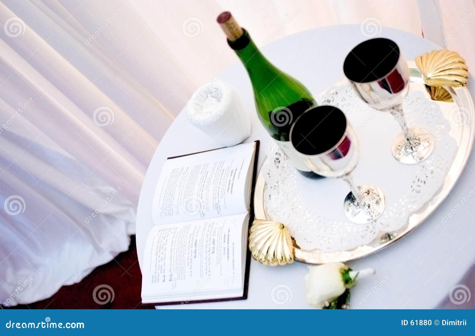Uroczyste wino